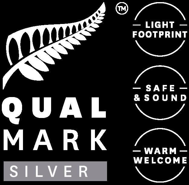 Qualmark Silver Award